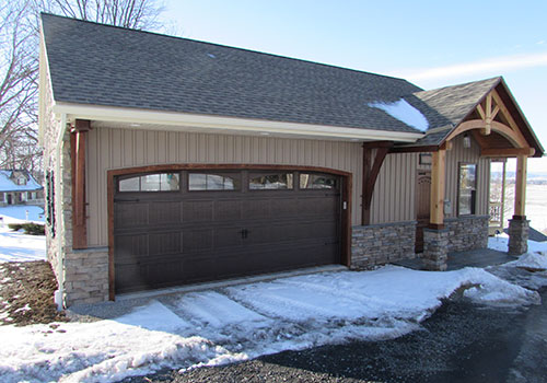 Garage Addition in Lancaster, PA