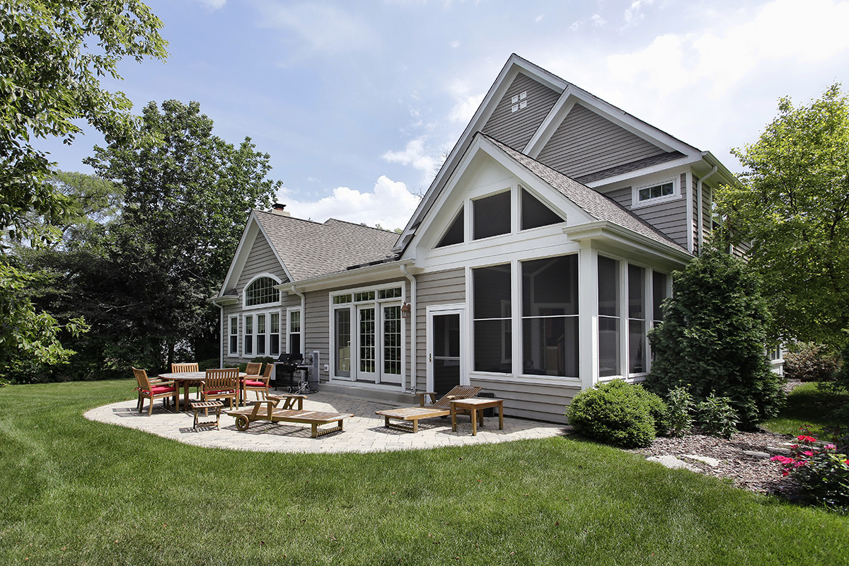 Home Exterior Patio Chester County PA