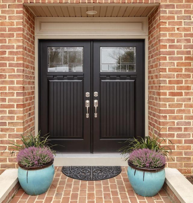 Waterfront Estates Entry Doors