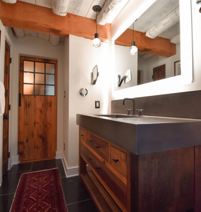 Lucky Hill Bathroom Remodel