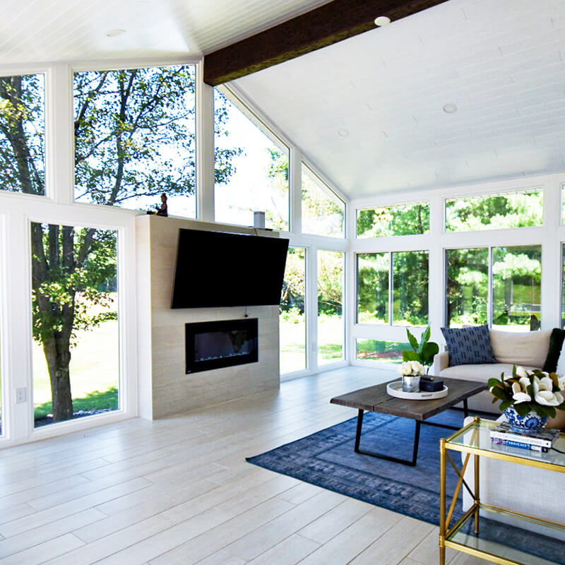 Home Renovation Project Image | Choice Windows & Doors