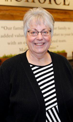 Brenda Keller portrait