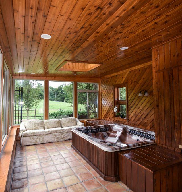 Oak Grove Sunroom Addition