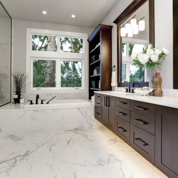 2021 Contemporary bathroom design