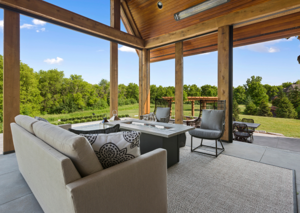 Types of Outdoor Living Spaces: Decks, Porches & Much More